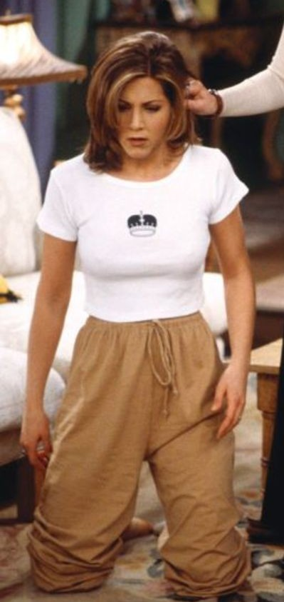 want similar rachel pyjama pants from friends. any colour will do. they should be comfy! - SeenIt