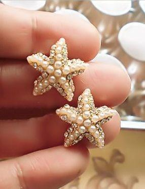 Find me something similar to these star fish earrings. - SeenIt