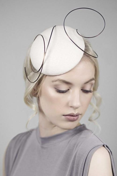 Yay or Nay? Your say on this little white beret hat? - SeenIt
