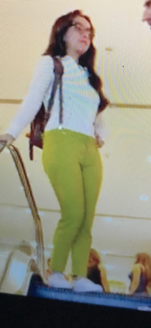 Want the white top and lime green leggings as well as the white sneakers that Shraddha Kapoor is wearing - SeenIt