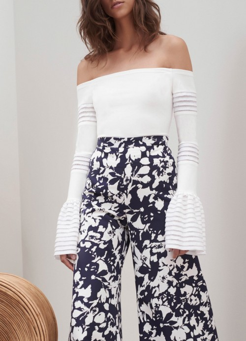 Looking for this white off shoulder top only - SeenIt