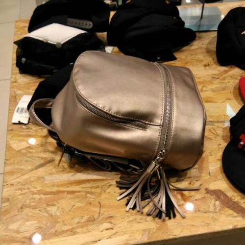 Need this bronzy tan bag ❤ - SeenIt