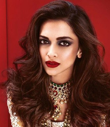 Want the red lipstick that Deepika Padukone is wearing - SeenIt