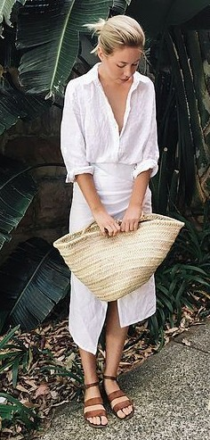 Want this hand woven jute tote bag. - SeenIt