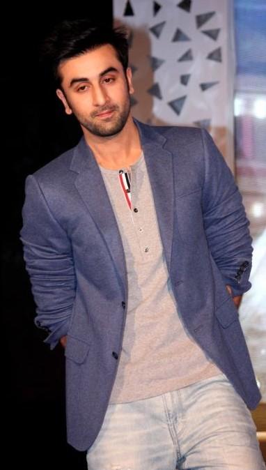 Looking for the blue blazer that Ranbir Kapoor is wearing. - SeenIt