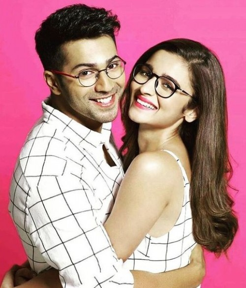 Looking for the black glasses that Alia Bhatt is wearing - SeenIt
