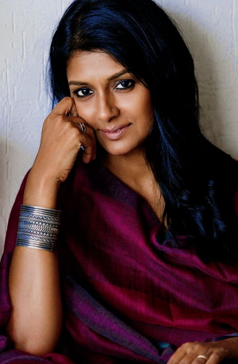 Looking for the similar silver cuff bangle that Nandita Das is wearing - SeenIt