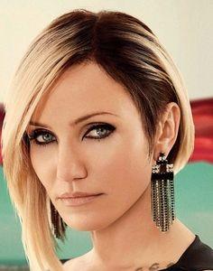 Looking for that black earrings that Cameron Diaz is wearing - SeenIt
