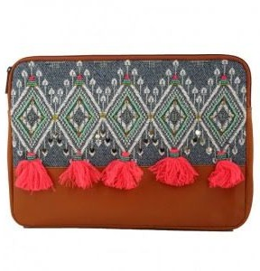 Want similar boho Laptop sleeve - SeenIt