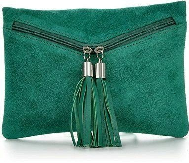 Looking for this green clutch with tassels. Please help me find it!! - SeenIt