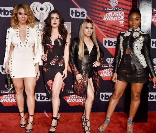 Yay or Nay? Fifth Harmony also attended  the iHeart Radio music awards - SeenIt