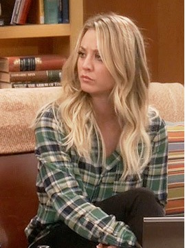 penny's green plaid shirt is what i am searching for online - SeenIt