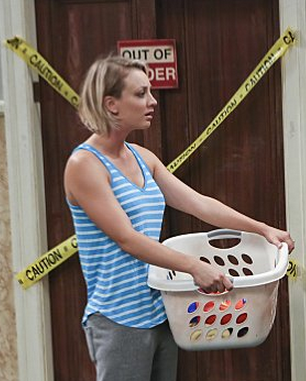 want a similar striped tank top penny wore in big bang theory - SeenIt