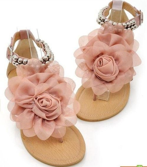 Looking for these floral beaded sandals. Have you seen it? - SeenIt