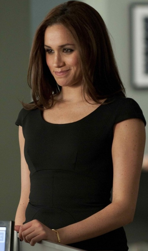 rachel's black bodycon dress is what i want - SeenIt