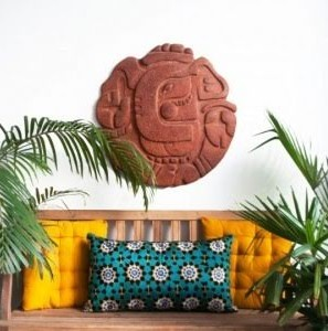 Looking for this Ganesh wall decor. - SeenIt