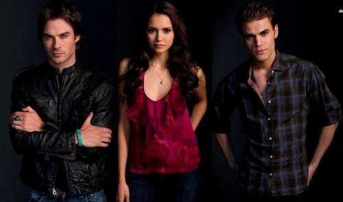 looking for Elena's top and Stefan's plaid shirt online - SeenIt