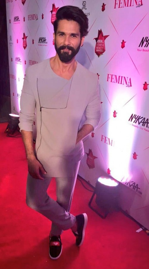 Yay or Nay? Shahid Kapoor was awarded with the