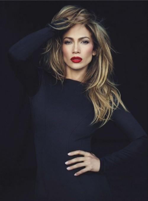 Want Jennifer Lopez's exact red lipstick. - SeenIt