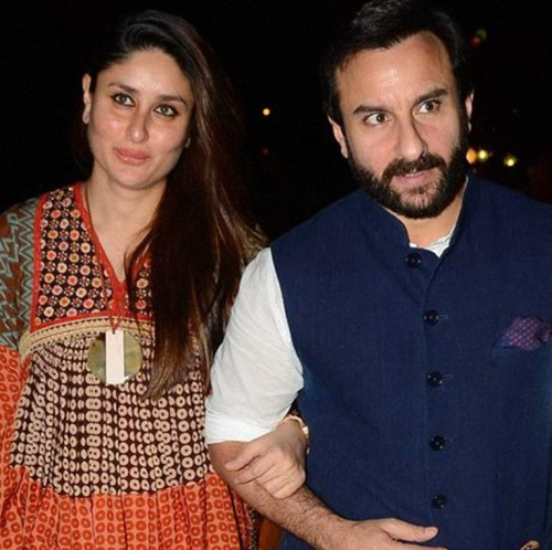 Looking for the blue coat that Saif Ali Khan is wearing - SeenIt