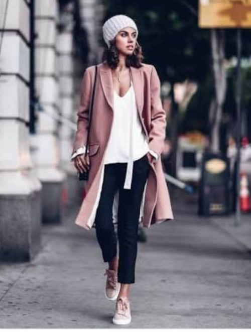 This dusty pink shrug. Indian sites please. :) - SeenIt
