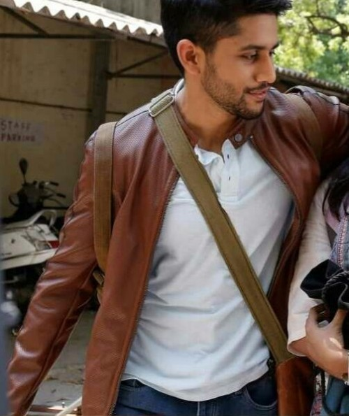 Trying hard to get this Trendy leather jacket through online and retail market. - SeenIt