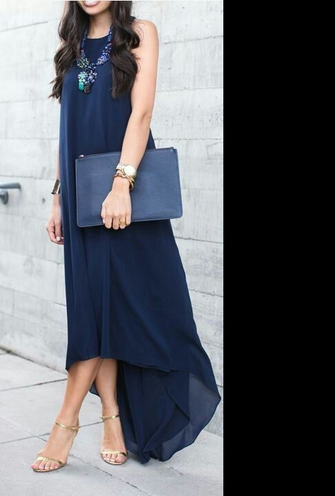 looking for The blue maxi dress - SeenIt