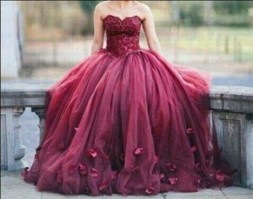 Yay or Nay? the tube ball gown - SeenIt