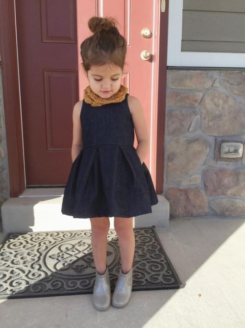 Looking for a similar navy blue dress - SeenIt