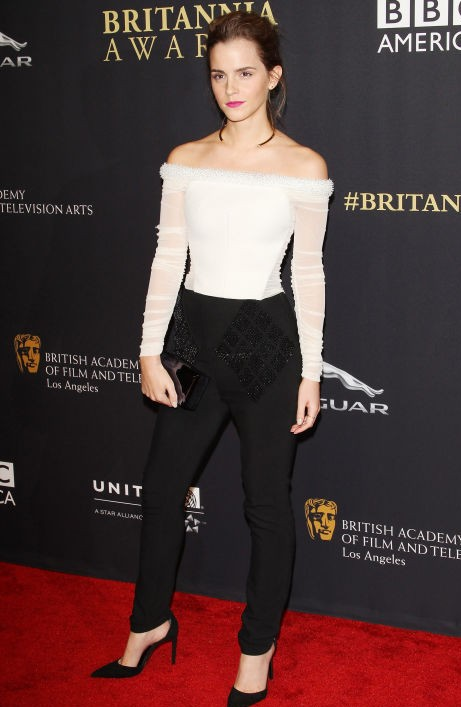 Yay or Nay ?Emma Watson's pants - SeenIt