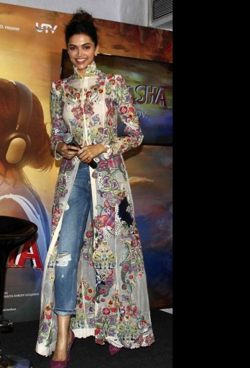Want Deepika's maxi top - SeenIt