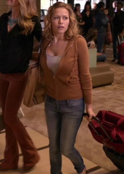 looking for a similar zipper jacket ike haley is wearing - SeenIt