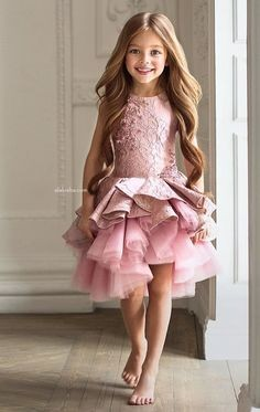 Yay or Nay? This pink ruffle dress - SeenIt
