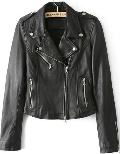i want an exact leather jacket like this one. Indian sites will be appreciated - SeenIt