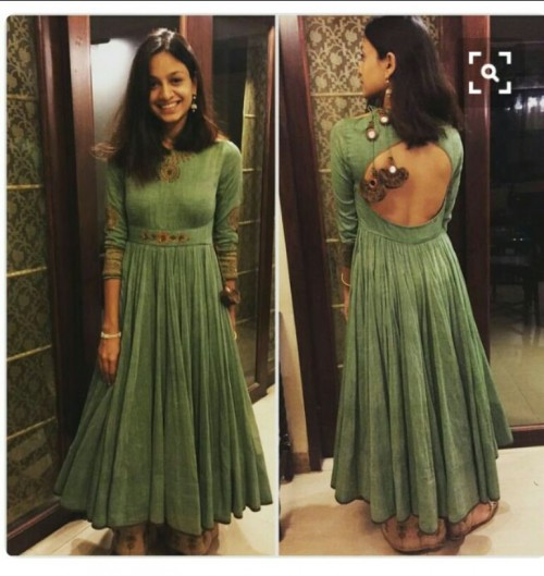 Looking for this anarkali - SeenIt