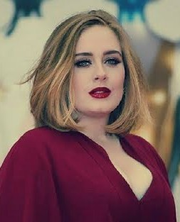 Help me find the similar red lipstick shade that Adele is wearing - SeenIt