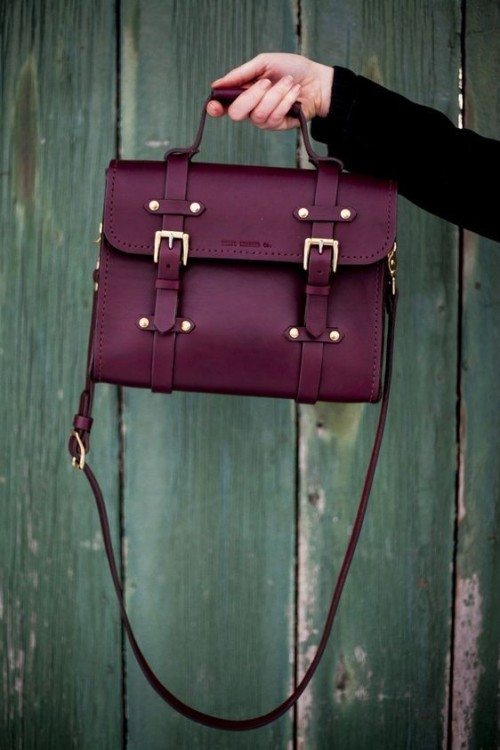 Looking for the similar wine colour bag - SeenIt