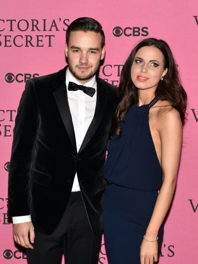 Help me find the black blazer and bow tie that Liam Payne is wearing - SeenIt