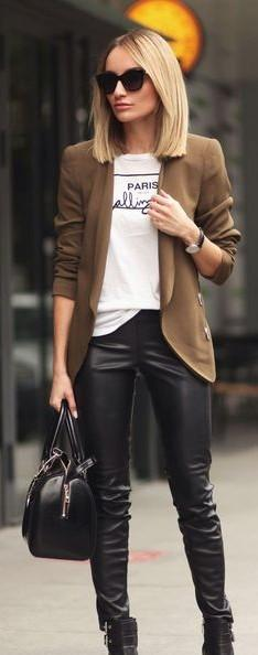 I love this entire outfit!! But looking for a similar khaki coloured coat! Lighter shades also!!! - SeenIt