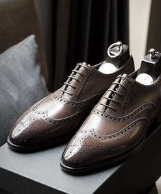 Oxford shoes in similar brown or lighter colours? - SeenIt