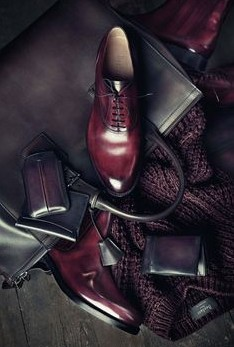 Looking for a similar burgundy colour oxfords.. - SeenIt