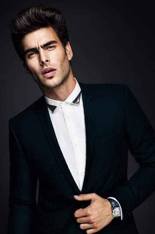 Looking for a similar black tux - SeenIt