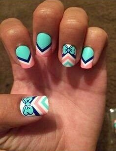 Find these nail colours - SeenIt