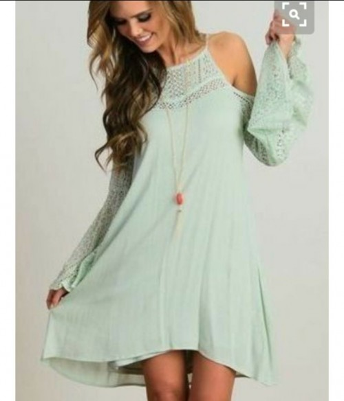 Want this cold shoulder dress - SeenIt