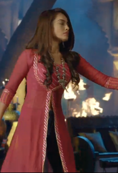 Looking for this pink top and coat thing.. Indian stores only please. - SeenIt