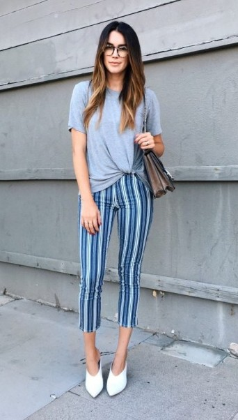 looking for similar striped pants and top online from indian sites - SeenIt