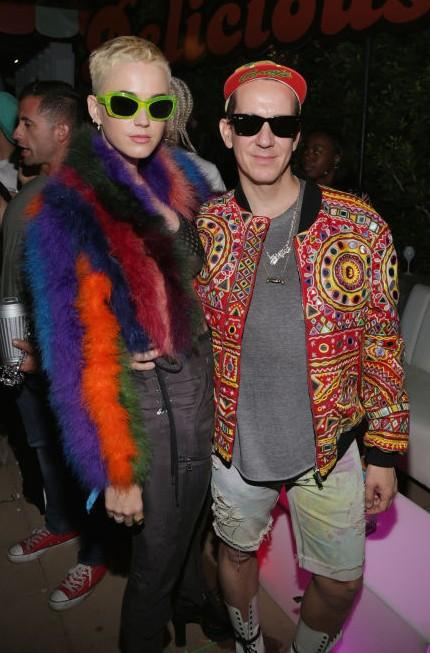 Yay or Nay? Katy Perry and Jeremy Scott also attended the Coachella festival - SeenIt