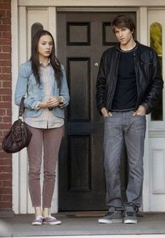 Help me find the whole outfit that Toby Cavanaugh is wearing (black tee and jacket with grey jeans and sneakers) TIA - SeenIt