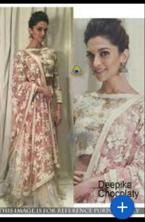 Looking for the lehenga which Deepika Padukone is wearing - SeenIt