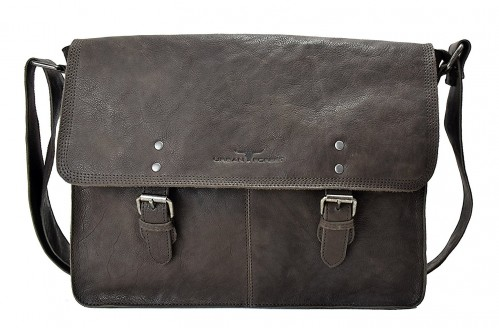 Hi guys.. I'm looking for a similar dark brown leather messenger bag within 2k please? - SeenIt